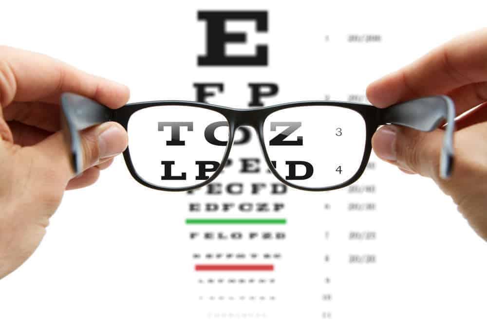 Pengalaman Periksa Mata