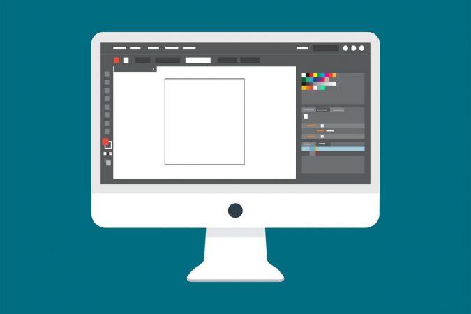 Aplikasi Photoshop Ukuran CV