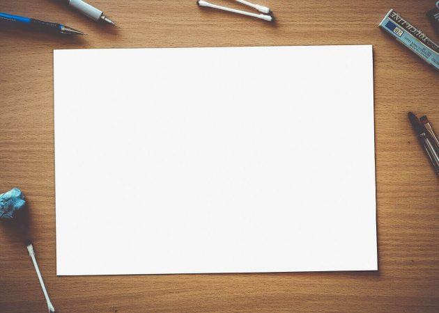 Contoh Jenis Kertas CV Serta Ukuran