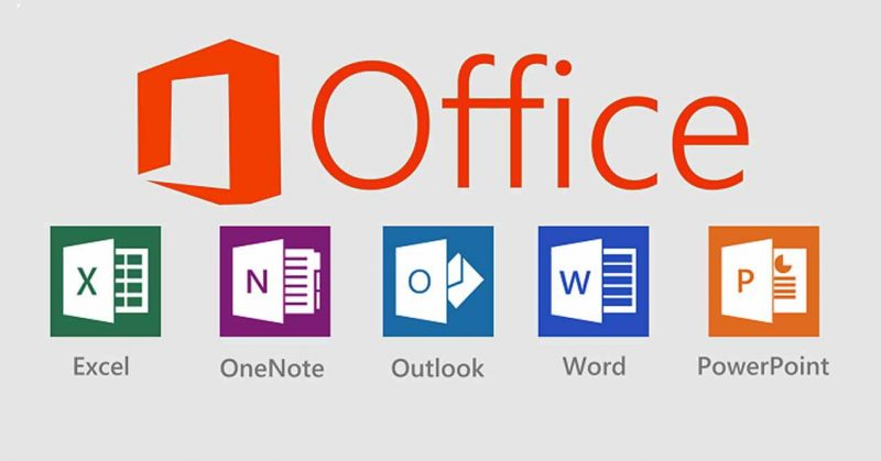 Aplikasi yang terdapat di Office