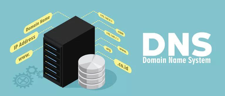 Maksud Internet Protokol DNS