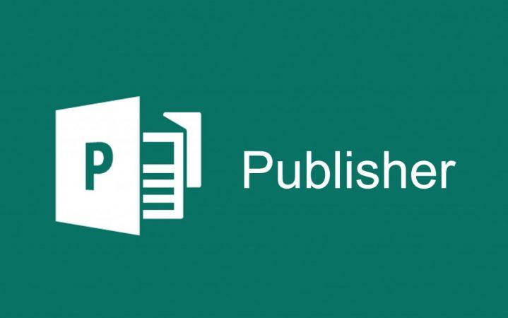 Logo dari Microsoft Publisher