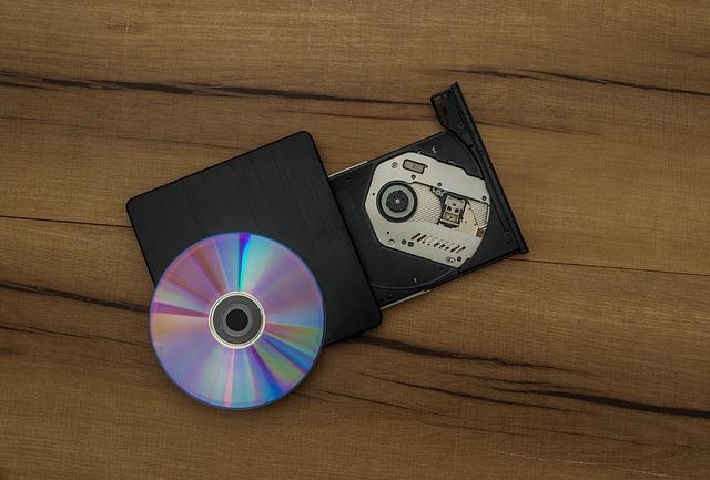 Input Device DVD