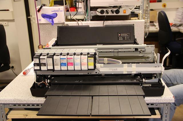 Apa itu printer inkjet