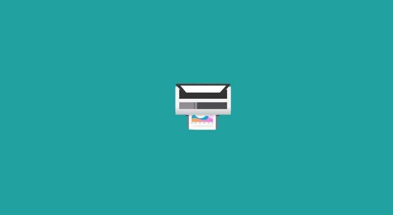 Pengertian Cara Kerja Printer