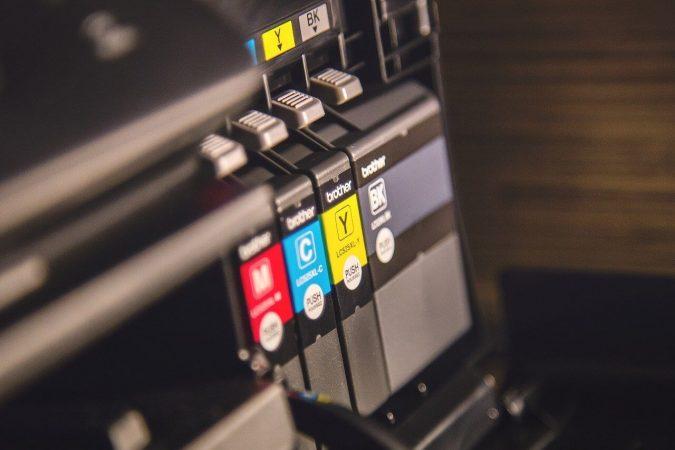 Cara Mengisi Tinta di Printer Canon