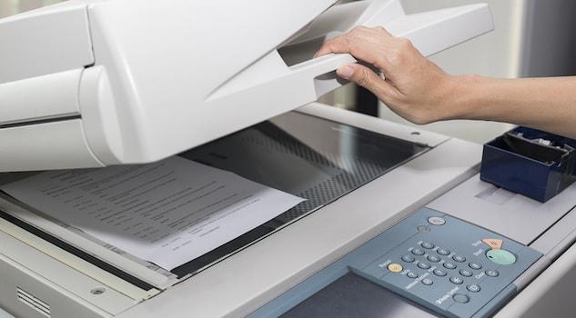 Bagian Scanner Printer