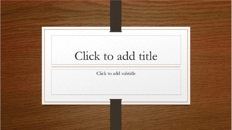 Contoh Desain Texture Backdrop PowerPoint