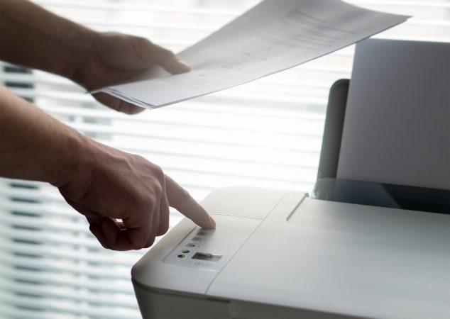 Reset Printer Tidak Bisa Menarik Kertas