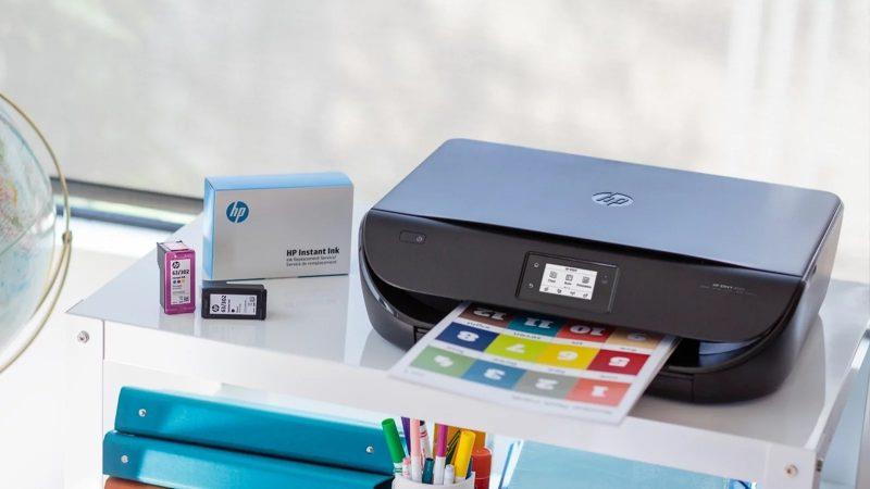Scan di Printer