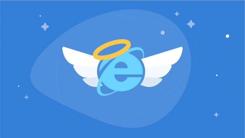 Sejarah dari Internet Explorer