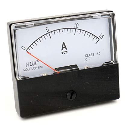 Alat Ukur AmpereMeter