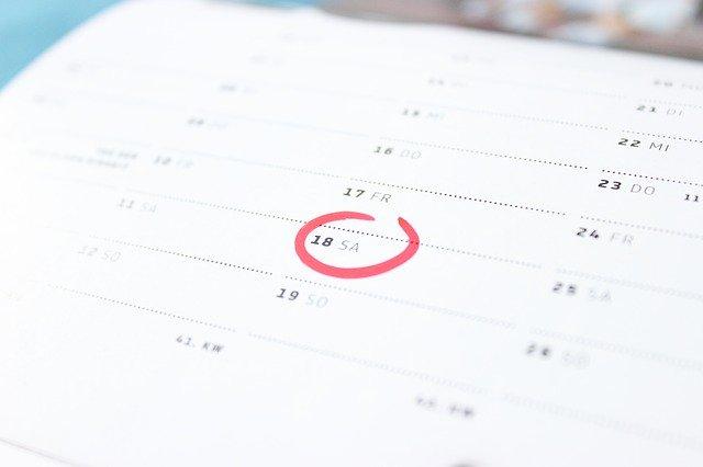 Fungsi Kalender