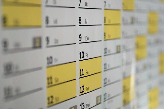 Jenis Kalender