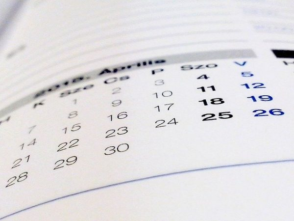 Kalender Keren