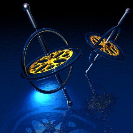 Sensor Giroskop