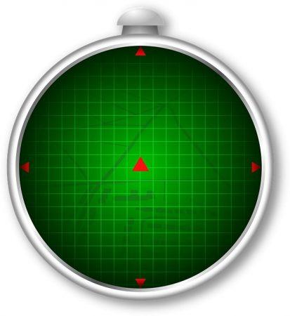 Sensor Ultrasonik Radar