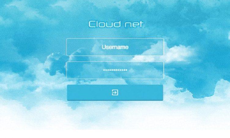 Template Mikrotik Cloud Net
