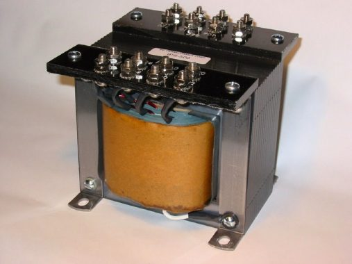 Trafo amplifier