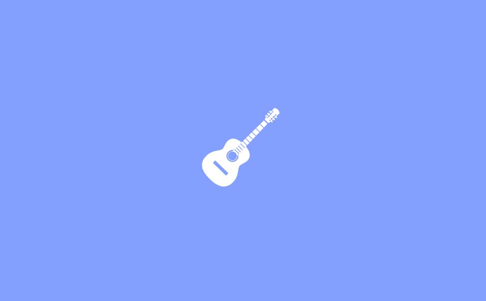 Urutan Nada Senar Gitar